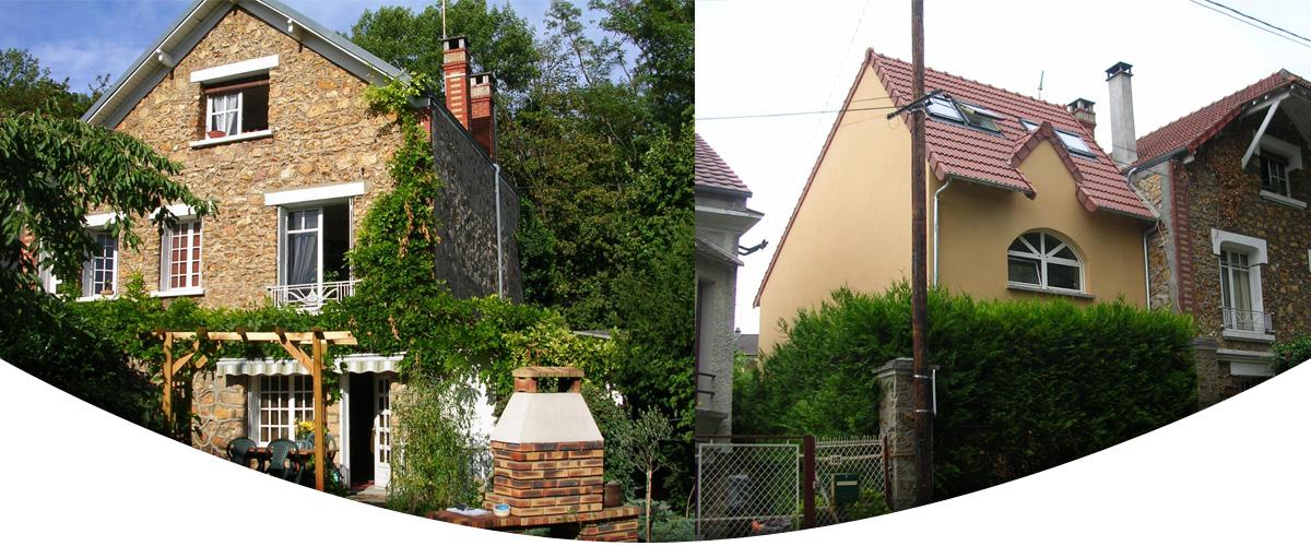 Extension De Maison Dans L Essonne Par L Entreprise C E R C V